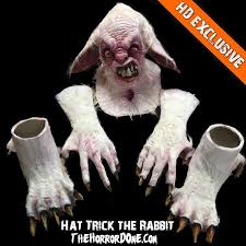 Rabbit Halloween Costume Hat Trick Rabbit Halloween Costumes Horror Dome