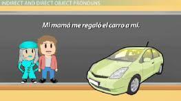 quiz u0026 worksheet indirect object pronouns in spanish study com