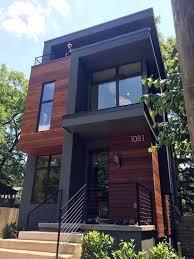 best 25 modern exterior ideas on modern homes black