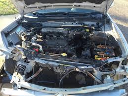 custom nissan sentra 2006 part out 2002 nissan sentra se r spec v w 159k silver front end