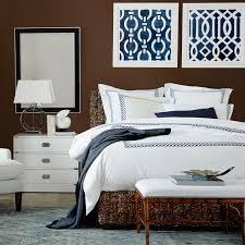 Bed And Nightstand Sorrento Bed U0026 Headboard Williams Sonoma