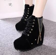 womens boots india color boots wedges stylish classical style
