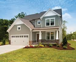 Garage Homes Providence New Homes In Ashland Virginia Hhhunt Homes
