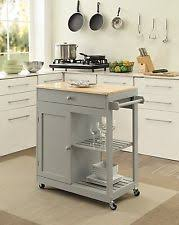 kitchen island with cutting board butcher block kitchen dining bar ebay