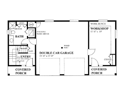 Floor Plan Modern House 37 Best Modern Garage Plans Images On Pinterest Modern Garage