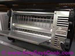 Toaster Oven Black Decker Black And Decker To1412b Toaster Oven Review