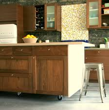 kitchen cabinet on wheels kitchen ideas