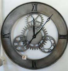 cool wall clock over sized clocks u2013 philogic co