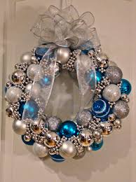 christmas ball wreath u2026tutorial wreaths ornament and wreath