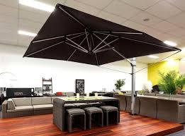 Patio Umbrellas Cantilever Enchanting Cantilever Patio Umbrella Furniture White Ideas Rniture