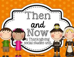 flying high in grade then and now thanksgiving unit