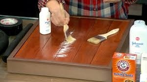 Quick Fix For Squeaky Hardwood Floors by Use Baby Powder To Fix A Creaky Floor Today Com