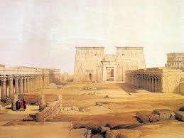 david roberts painting of ancient egypt pictify your social