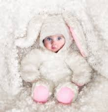 infant bunny halloween costume 10 of the most adorable easter baby photos ever babycare mag