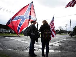 Don T Tread On Me Confederate Flag Oregon District Bans Confederate Flag After Girls Get In A