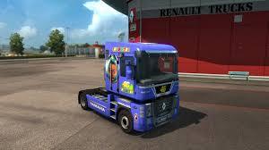 renault trucks magnum skin renault magnum rossi ets 2 mods euro truck simulator 2