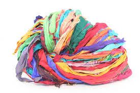sari silk ribbon ravelry darn yarn at the bahamas multi colored recycled sari