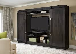 abbey charcoal large entertainment center from liberty coleman