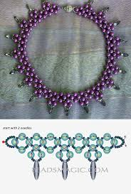 5295 best takılar images on pinterest beads necklaces and seed