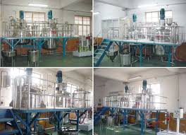 fireproof paint making machines paint factory production line car