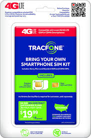 amazon com tracfone bring your own phone sim activation kit