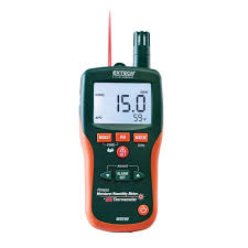 extech instruments pinless moisture meter mo290 the home depot