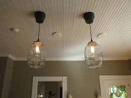 Diy Ceiling Lights Awesome Homemade Light Fixtures 35 About Remodel Layout Design