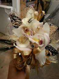 Where To Buy Corsages For Prom Gold Black Prom Corsages U0026 Boutineers For Sale Pinterest