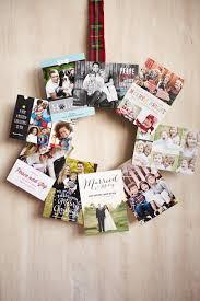 diy holiday card series holiday card wreath zazzle blog