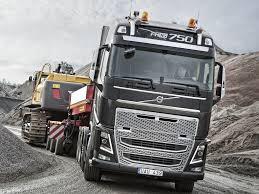 2014 volvo truck tractor volvo fh16 750 8 4 tractor globetrotter cab u00272014 u2013pr