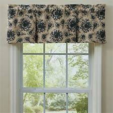 Curtain Box Valance Park Designs Country Floral Curtains Drapes U0026 Valances Ebay