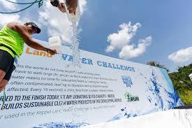 How Does Water Challenge Work Water Challenge Green Corridor Run