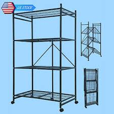 Shelves With Wheels by Metal Storage Shelves With Wheels Lefemes Com
