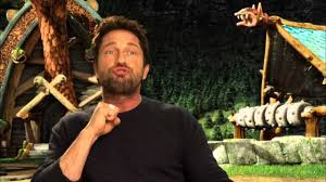 train dragon 2 gerard butler