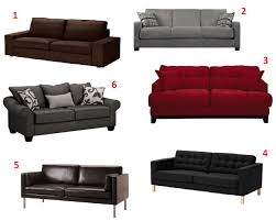 Sofas For Sale Ikea Furniture Ikea Sleeper Sofa With Different Styles And Fabrics To