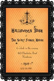 collection halloween party e invitations pictures halloween party