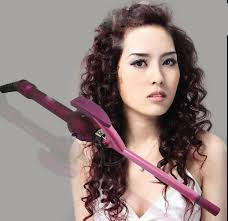 hair wand hair styles new 9mm deep curly hair styler curls ceramic curling iron fashion