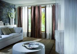 Picture Window Drapes Incredible Living Room Window Curtains Ideas With 30 Living Room