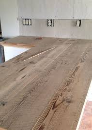20 Diy Faux Barn Wood Finishes For Any Type Of Wood Shelterness by Best 25 Diy Wood Countertops Ideas On Pinterest Diy Butcher