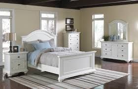 brook 6 pc cal king bedroom set white orange county ca