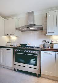 modern kitchen exhaust fans give your kitchen surfaces a chic stainless steel look with our