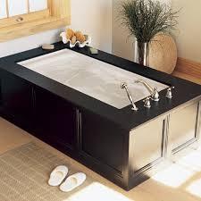 drop in bathtub installation design gems