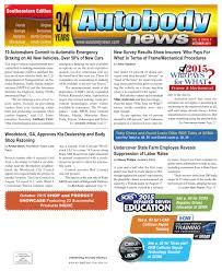 johnson lexus durham body shop southeastern october 2015 issue by autobody news issuu