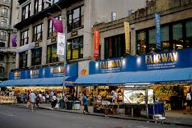 nyc nyc fairway market flagship store on the west side