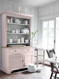 neptune chichester 4ft open rack dresser in peppercorn pink pink