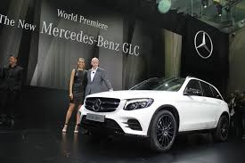 mercedes toronto 2016 mercedes glc has everything if you can afford it toronto