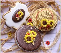 thanksgiving cookie decorating ideas biscotti estivi decorati con ghiaccia reale evelindecora