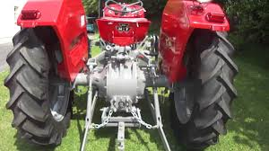 massey ferguson 135 youtube