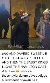 Sweet Jesus Meme Generator - ig hamilton clipsss oak and daveed sweet j e s u s that was