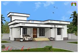 Kerala Home Design Floor Plan And Elevation by 1200 Square Feet Two Bedroom House Plan And Elevation